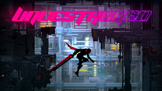 Undestroyed : Roguelike ARPG – game chặt chém phong cách cyberpunk để giải trí
