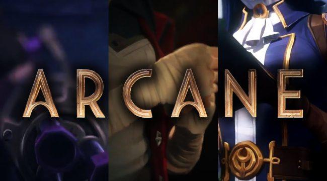 LMHT: Caitlyn mới cùng nhiều nhân vật bí ẩn xuất hiện trong trailer Arcane