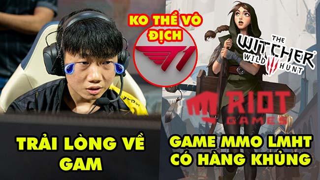 Update LMHT: Kiaya trải lòng về GAM Esports, MMO LOL tuyển hàng khủng, T1 không thể vô địch CKTG