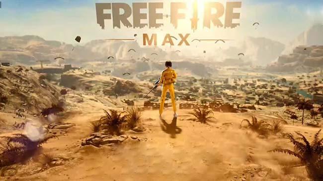 Free Fire Max sẽ ra mắt toàn cầu vào ngày 28/9