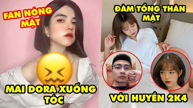 Stream Biz 112: Mai Dora xuống tóc khiến fan nóng mặt – Đàm Tổng thân mật với Huyền 2k4
