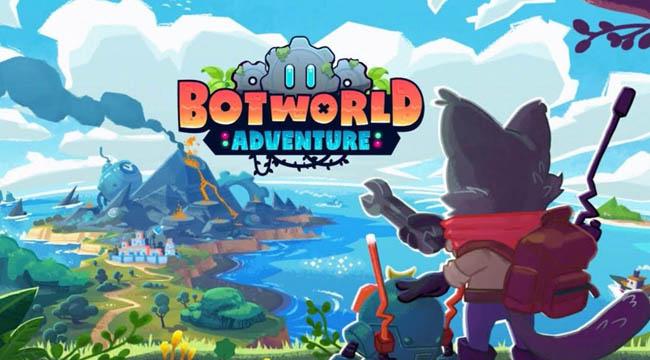 Botworld Adventure – game thế giới mở đầy tươi sáng trên mobile