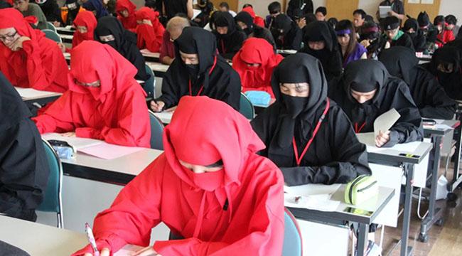 Fan Naruto bỗng dưng xôn xao lên với thông tin Nhật Bản mở học viên ninja