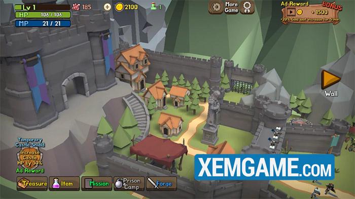 Grow Kingdom Mobirix - game chiến thuật đậm tính giải trí