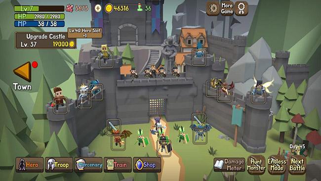 Grow Kingdom Mobirix – game chiến thuật đậm tính giải trí