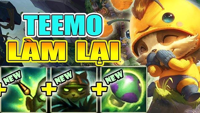 LMHT: Là tướng ít được chú ý, game thủ đề xuất ý tưởng làm lại Teemo rất thú vị