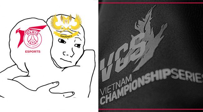 LMHT: Ấm lòng PSG.Talon và khu vực PCS sẽ đeo huy hiệu của VCS khi thi đấu CKTG