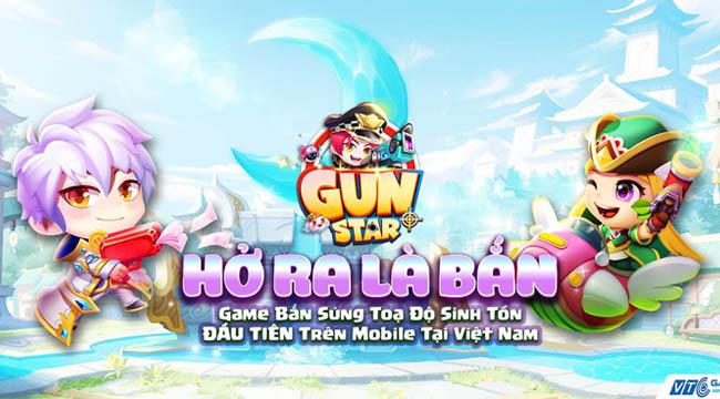 Gun Star VTC Game – Game bắn súng toạ độ sinh tồn đầu tiên tại Việt Nam
