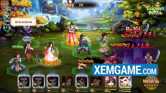 Tiếu Ngạo Độc Tôn VGP | XEMGAME.COM