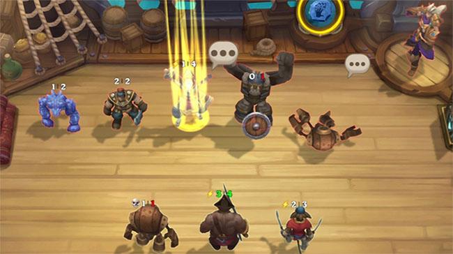 Runeverse: Sea Brawls – game thẻ bài chiến đấu phong cách cướp biển mới