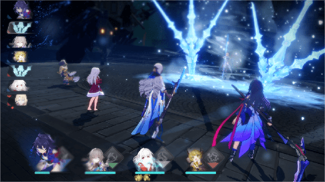 Honkai: Star Rail – tựa game nhập vai mới chung vũ trụ Honkai