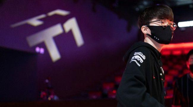 LMHT: Faker trở lại CKTG, trận đấu của T1 phá kỉ lục về lượt xem