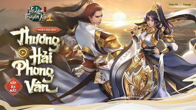 Võ Lâm Truyền Kỳ 1 Mobile bật mí dàn tính năng từ phiên bản mới Thương Hải Phong Vân