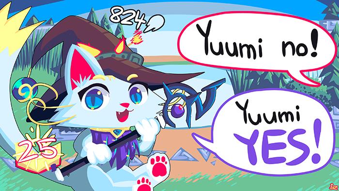 LMHT: Giải mã Yuumi trong CKTG, quá mạnh hay chỉ là con bài bất ngờ??