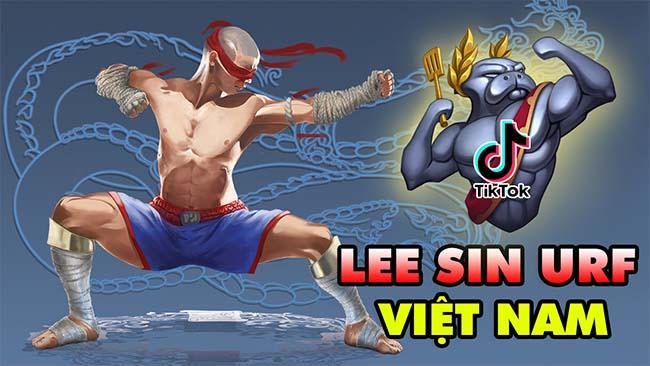 Những bậc thầy phù thủy Lee Sin Việt Nam trong URF – Lee Tiktok tuổi gì?