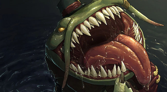 Dị nhất Đấu Trường Chân Lý mùa 6: Tahm Kench có thể ăn tướng đối phương, nhả ra trang bị và vàng!!!