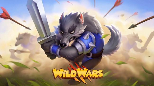 Wild RTS Wars – game chiến thuật nhỏ gọn mới cho nền tảng di động