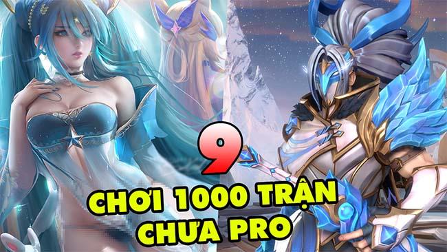 LMHT: TOP 9 vị tướng dù chơi cả 1000 trận chưa chắc thành thục