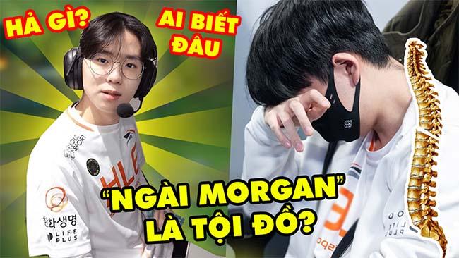"""Tản mạn CKTG 2021: """"Ngài Morgan"""" có thực sự là tội đồ của Hanwha Life Esports?"""