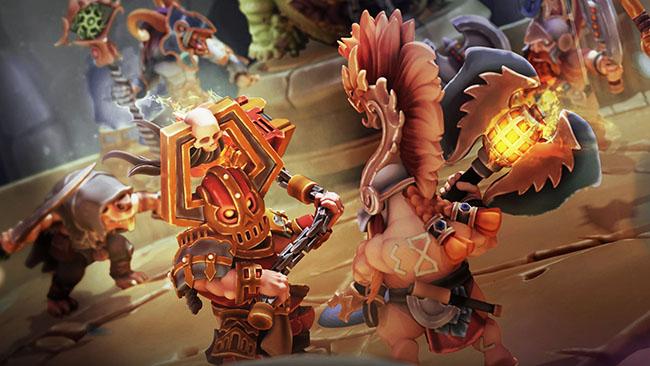 Warhammer AoS: Soul Arena – thử sức mình với cờ lừa từ vũ trụ Warhammer