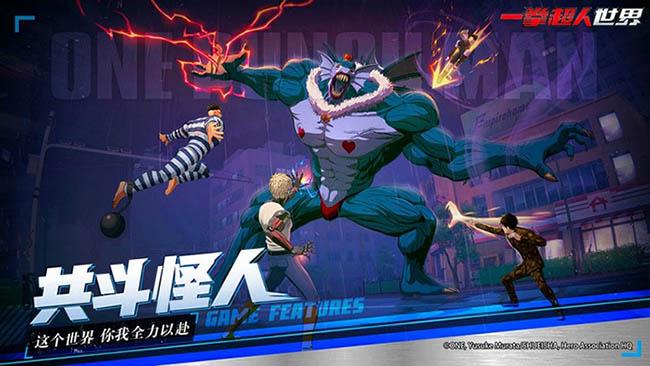One Punch Man: World – game mới về người một đấm có đồ họa đẹp vô cùng
